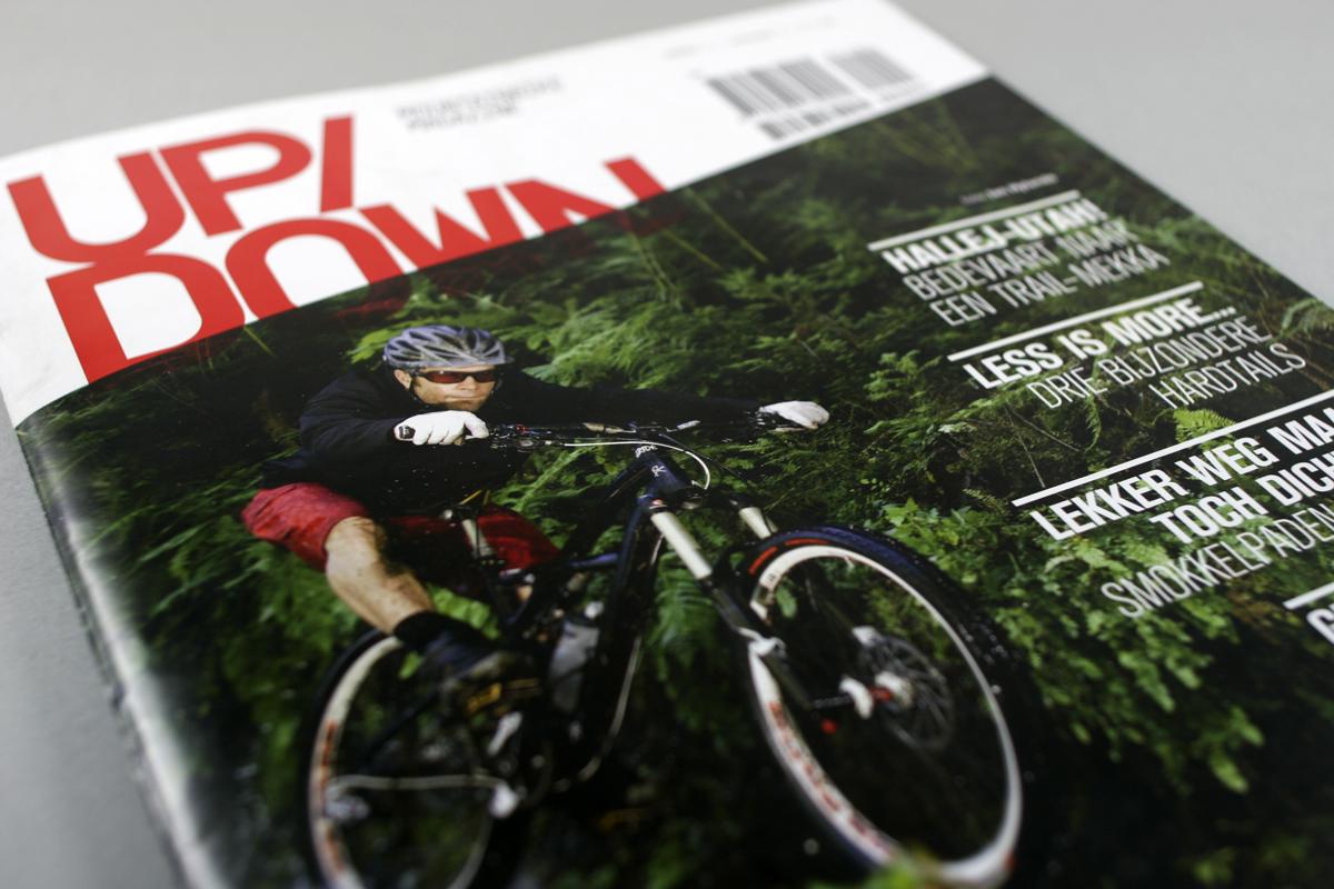 Up/Down Mountainbike Magazine #1 – 2011