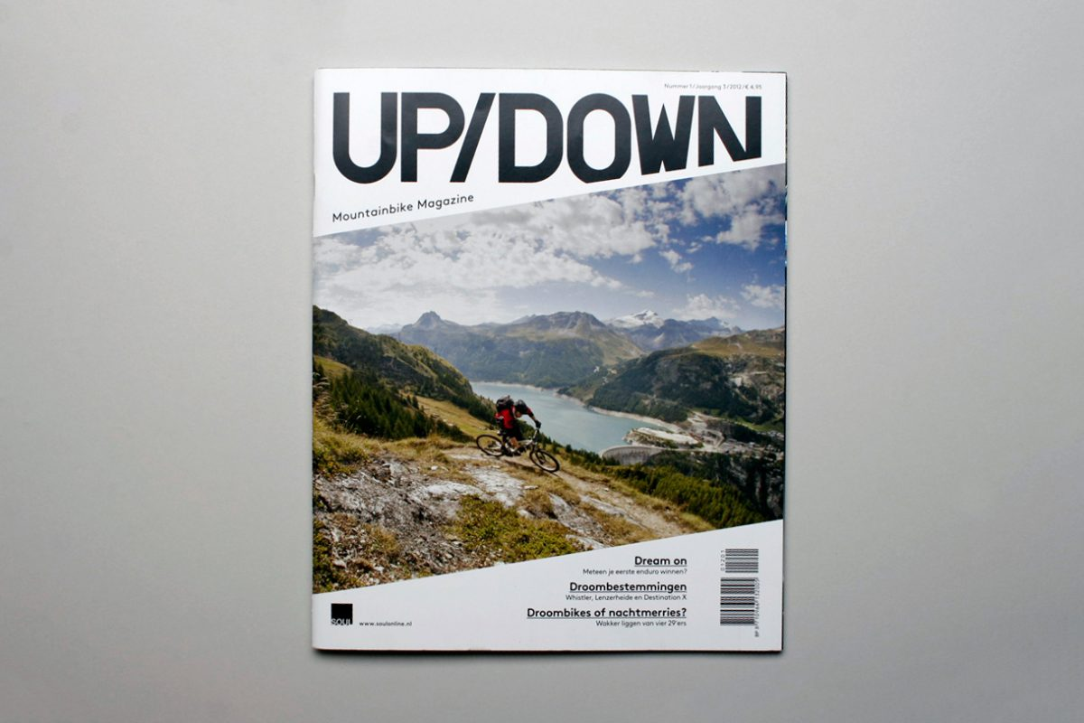 Up/Down Mountainbike Magazine #1 – 2012