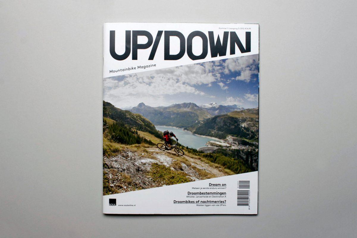Up/Down Mountainbike Magazine #1 – 2012