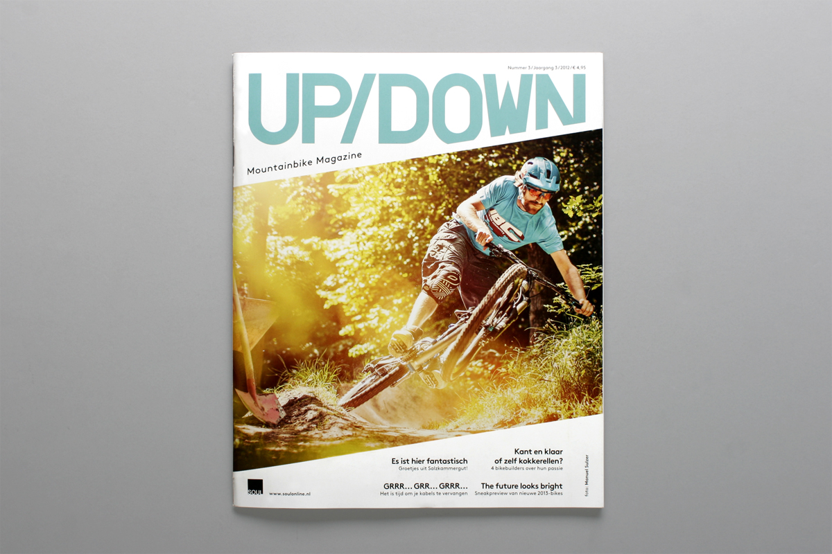 Up/Down Mountainbike Magazine #3 – 2012