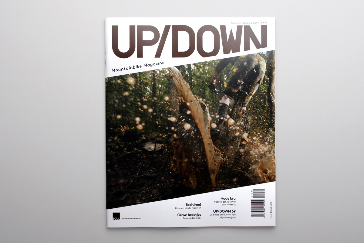 Up/Down Mountainbike Magazine #4 – 2012
