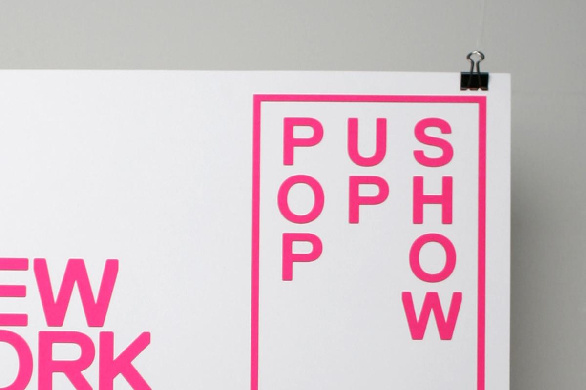 New York / Amsterdam — Pop Up Show