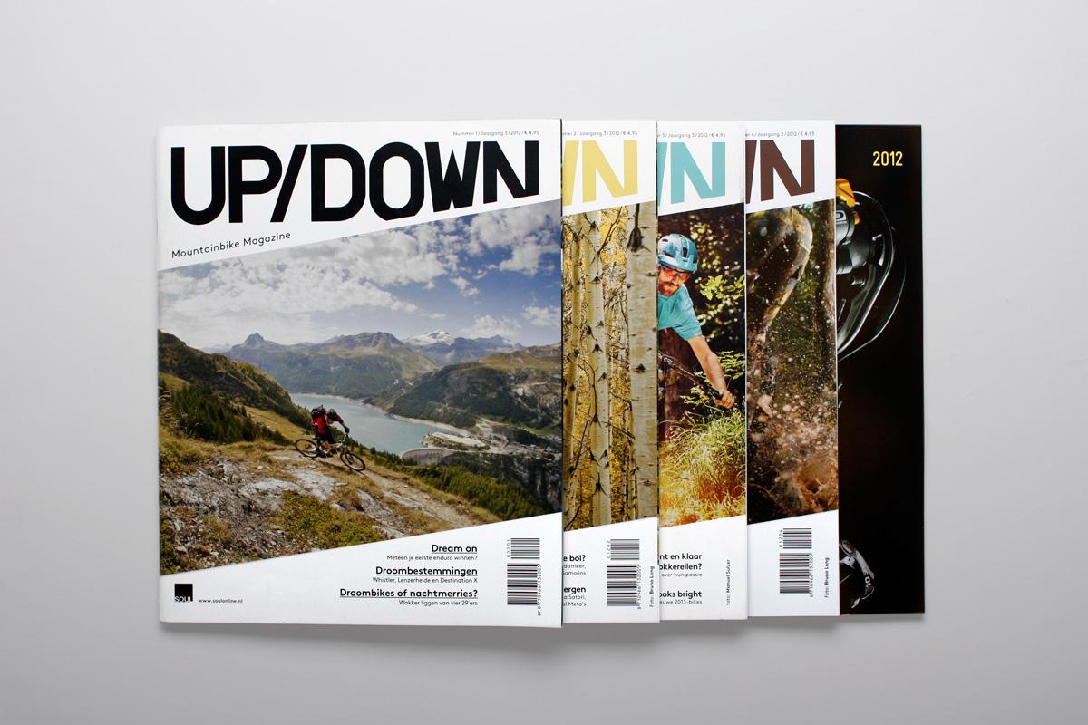 Up/Down Mountainbike Magazine 2012