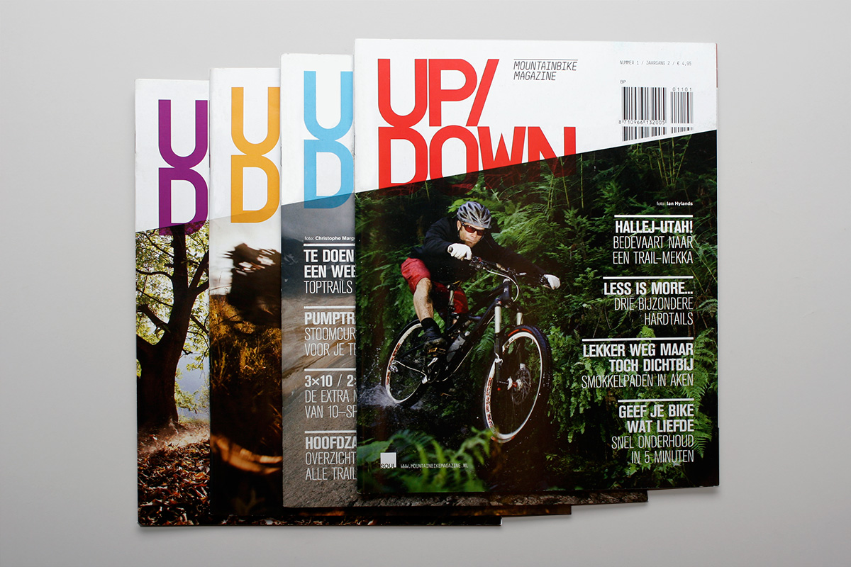 Up/Down Mountainbike Magazine 2011