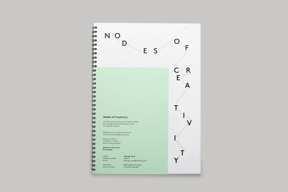 Nodes of Creativity —Thesis