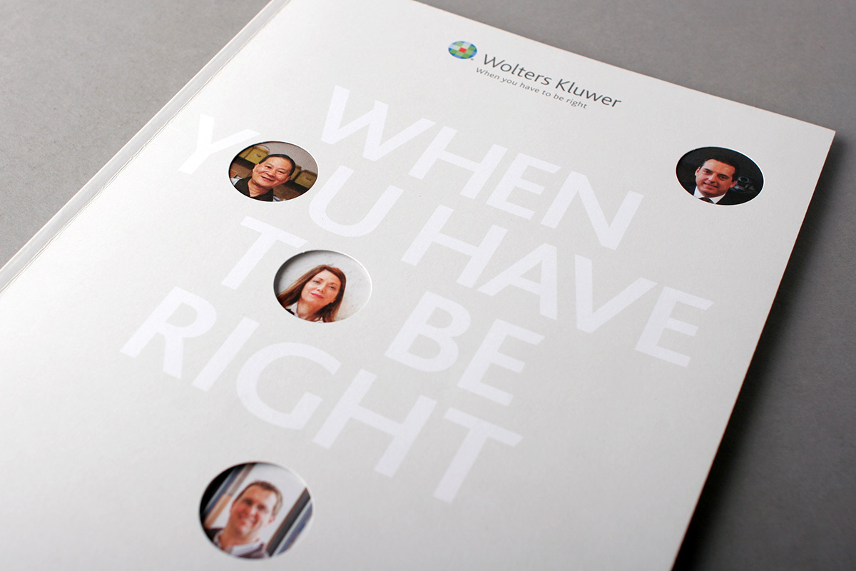 Wolters Kluwer Annual Report 2012