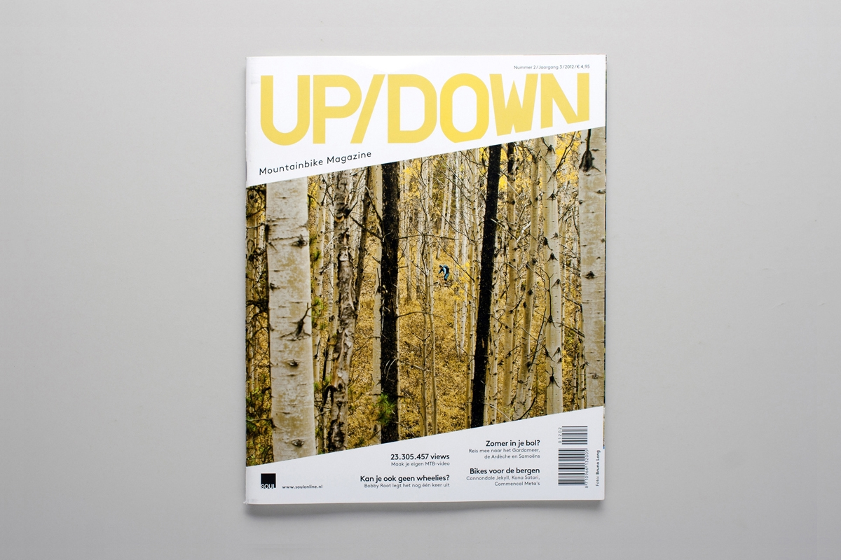 Up/Down Mountainbike Magazine #2 – 2012