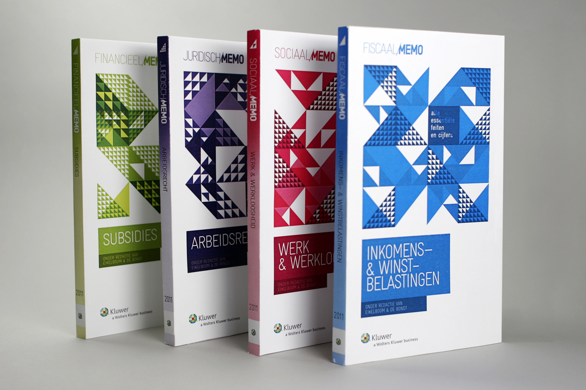 Kluwer Memo Covers