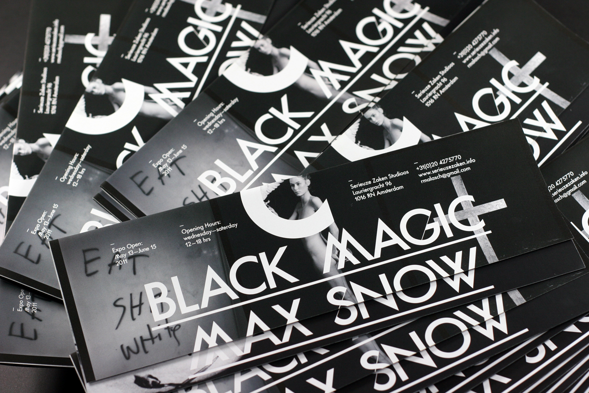 Max Snow / Black Magic